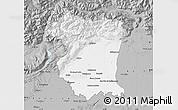 Gray Map of Pordenone