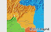 Political Map of Pordenone