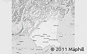 Silver Style Map of Pordenone