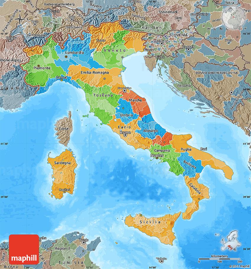 Italy  Epcot World Showcase  Disney World