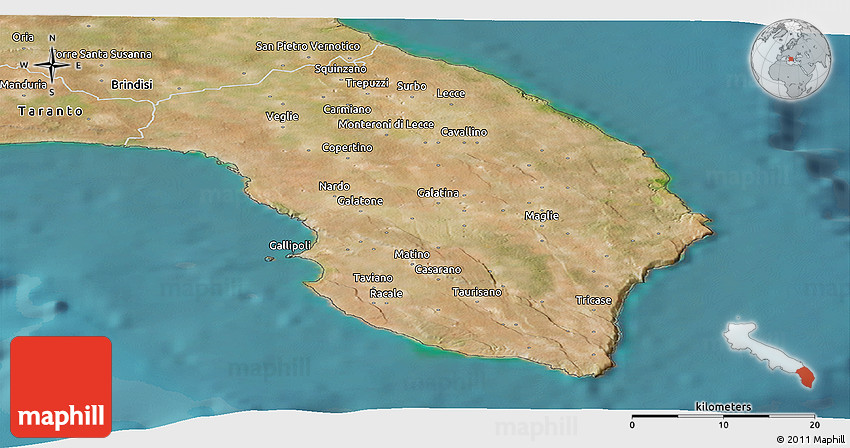 Maps Lecce Top Italy Political Map Cc A Learning Family With Maps