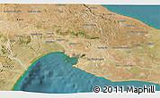 Satellite 3D Map of Taranto