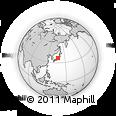 Outline Map of Hokuriku