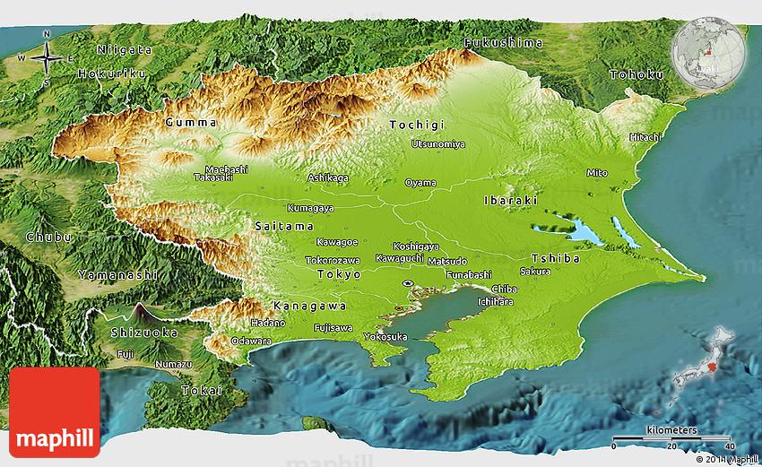 Physical Panoramic Map of Kanto, satellite outside on tokyo map, chubu map, kanagawa map, unova map, heartgold map, jhoto map, tohoku map, sinnoh map, london map, kyushu map, pokemon yellow map, hokkaido map, all pokemon regions world map, kyoto map, hoenn map, nara map, sevii islands map, nagasaki prefecture map, pokemon x and y map, development map,