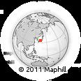 Outline Map of Kinki