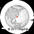 Outline Map of Kagoshima