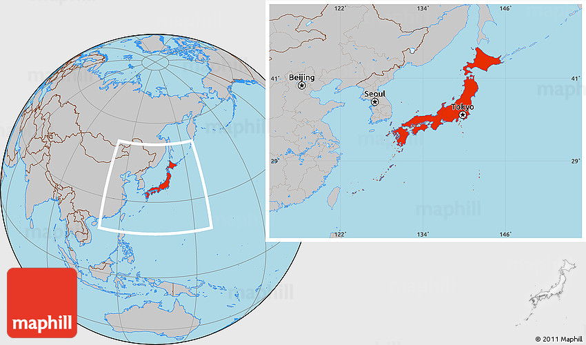 Gray location map of japan gumiabroncs Choice Image