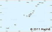 Classic Style Simple Map of Ryukiu-Islands