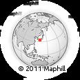 Outline Map of Shikoku