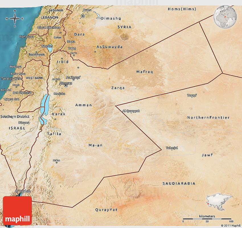 Satellite 3D Map of Jordan on jordan asia, jordan and israel map, north korea map, middle east map, liberia map, jordan religion map, jordan middle east, jordan river utah map, jordan capital on map, jordan river valley map, jordan location on world map, jordan river on map,
