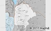Gray Map of Irbid