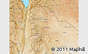 Satellite Map of Irbid