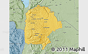 Savanna Style Map of Irbid