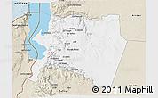 Classic Style 3D Map of Karak