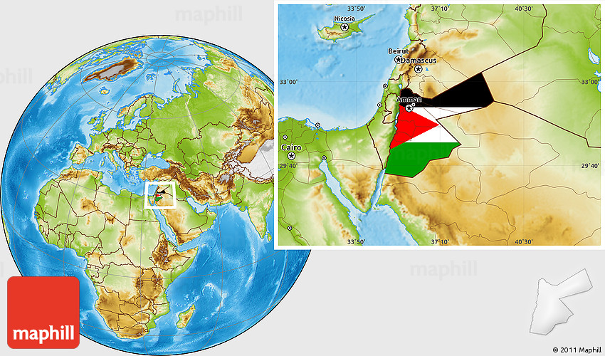 Flag location map of jordan physical outside 2d gumiabroncs Images