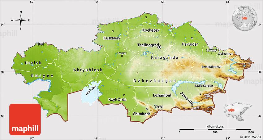 Demographics of Kazakhstan