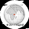 Outline Map of KIAMBU