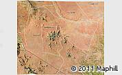 Satellite 3D Map of TSAVO E&W N. PARK
