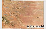 Satellite Panoramic Map of MUTOMO