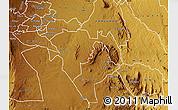 Physical Map of KATHIANI