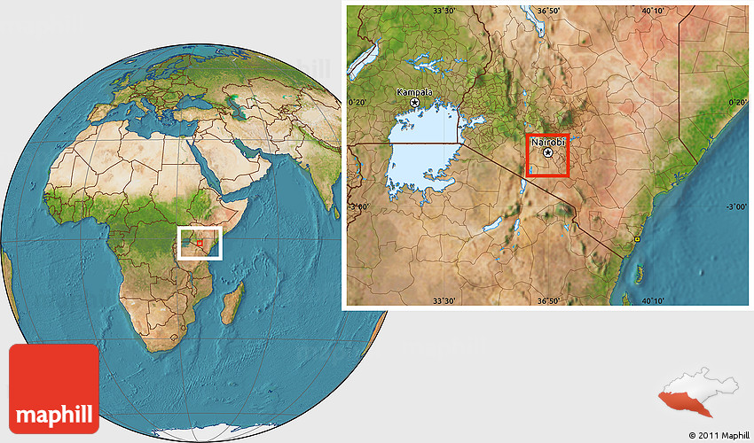 Satellite location map of kibera 2d gumiabroncs Choice Image