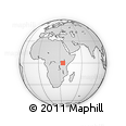 Outline Map of SIAYA