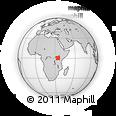 Outline Map of UGUNJA