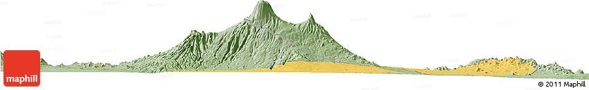Savanna Style Horizon Map of LOITOKITOK