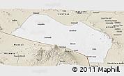 Classic Style Panoramic Map of LOITOKITOK