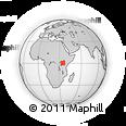 Outline Map of KAKAMEGA