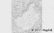 Silver Style Map of Changang