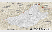 Classic Style Panoramic Map of Changang