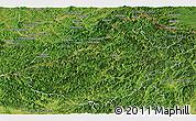 Satellite Panoramic Map of Changang