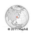 Outline Map of Nampo