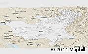 Classic Style Panoramic Map of North Hwanghae