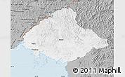 Gray Map of North Pyongan