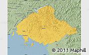Savanna Style Map of North Pyongan