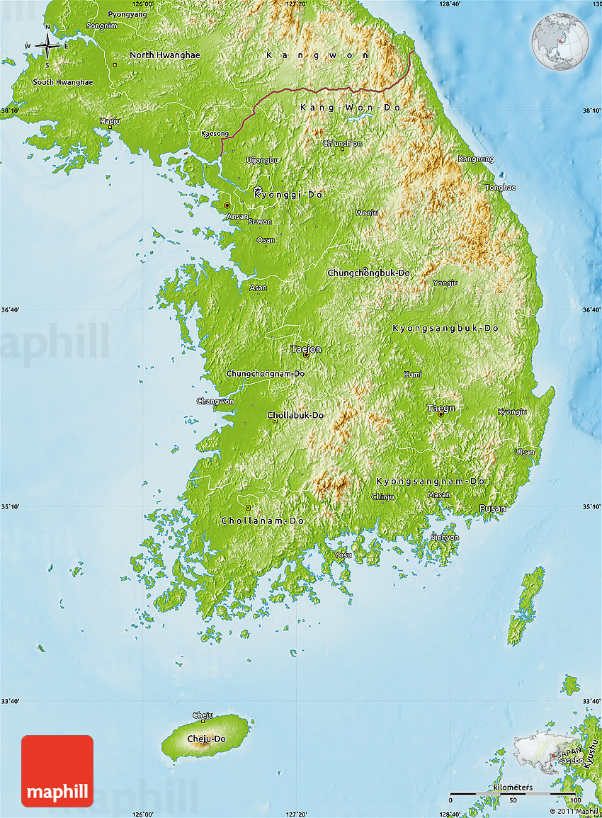 Physical Map of South Korea on somalia map, korean people, south africa, united states map, time zone map, germany map, canada map, russia map, sumatra map, kim il-sung, tanzania map, korean peninsula, europe map, greece map, philippines map, pyeongtaek map, north korea, china map, korean peninsula map, india map, kim jong-un, japan map, united kingdom map, geoje map, korean language, east asia, nepal map, korean war, asia map,