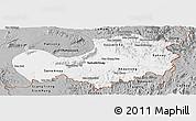 Gray Panoramic Map of Attopu