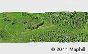 Satellite Panoramic Map of Attopu