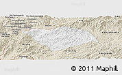 Classic Style Panoramic Map of Ton Pheung