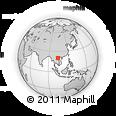 Outline Map of Samneua