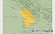 Savanna Style Map of Thakhek