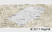 Classic Style Panoramic Map of Viengkham