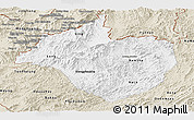 Classic Style Panoramic Map of Namtha