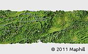 Satellite Panoramic Map of Sing