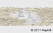 Classic Style Panoramic Map of Houne