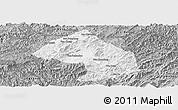 Gray Panoramic Map of Houne