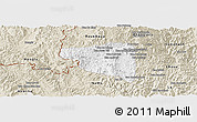 Classic Style Panoramic Map of Boun Tay