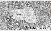 Gray 3D Map of Khoua